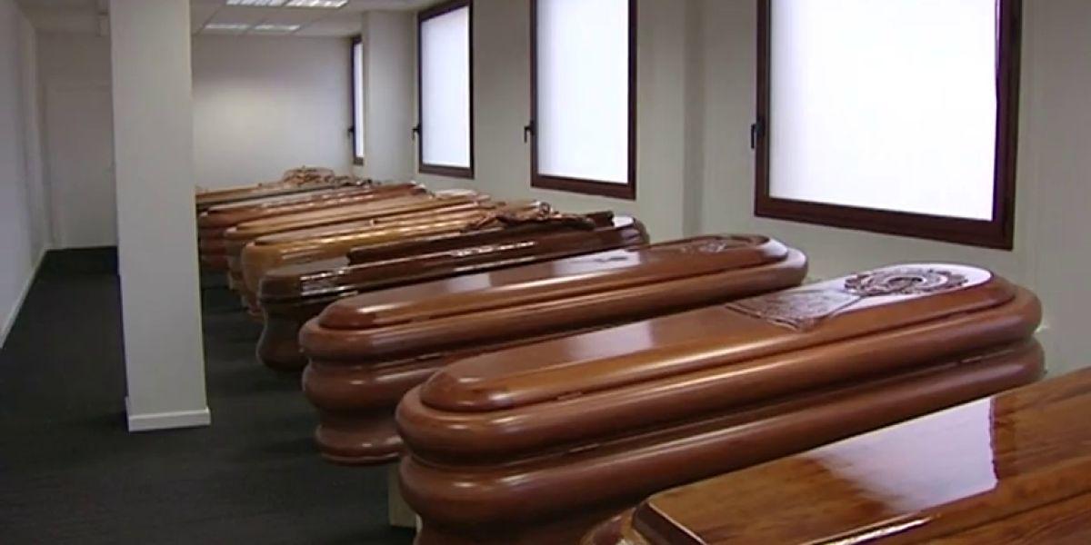 REEMPLAZO  Prisión para el dueño de la funeraria que escamoteaba los ataúdes en Valladolid