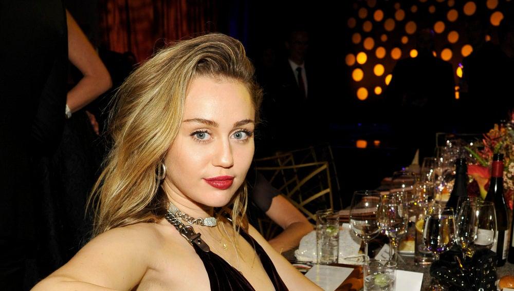 Miley Cyrus en la G'Day USA Gala 2019