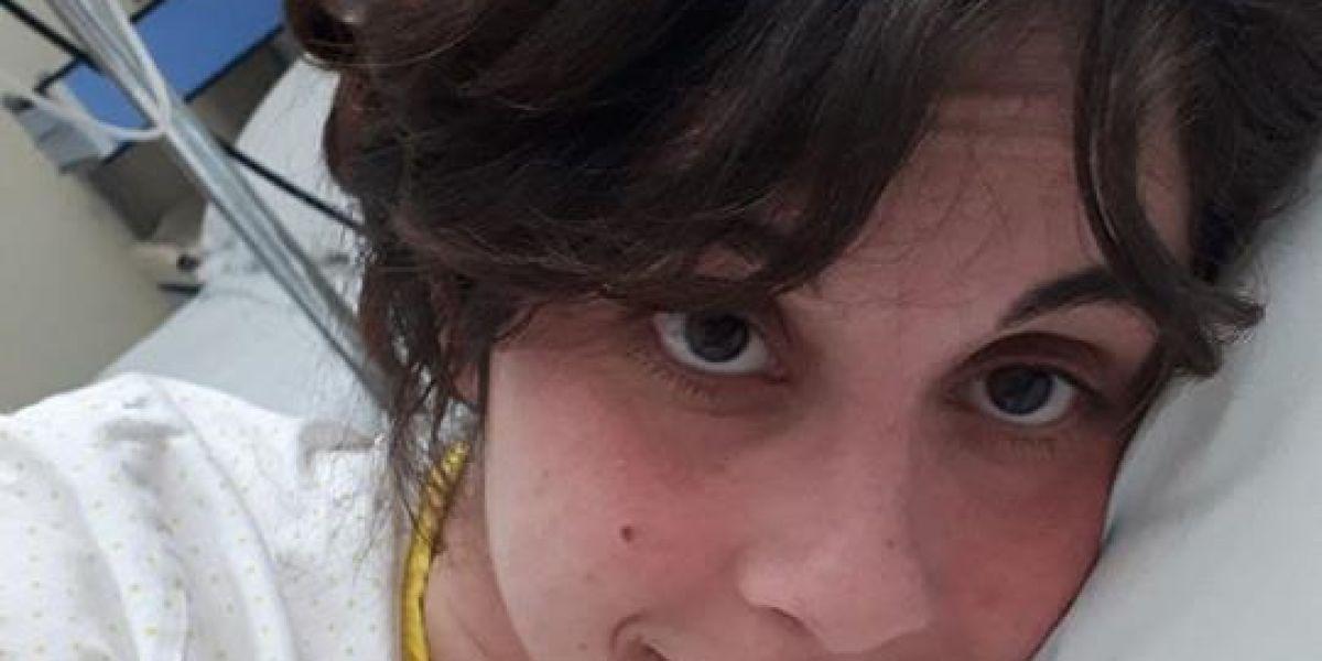 La defensa de la sanidad pública andaluza de una joven embarazada