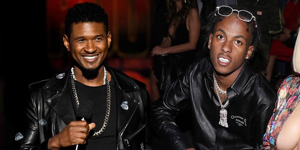 Usher y Rich The Kid