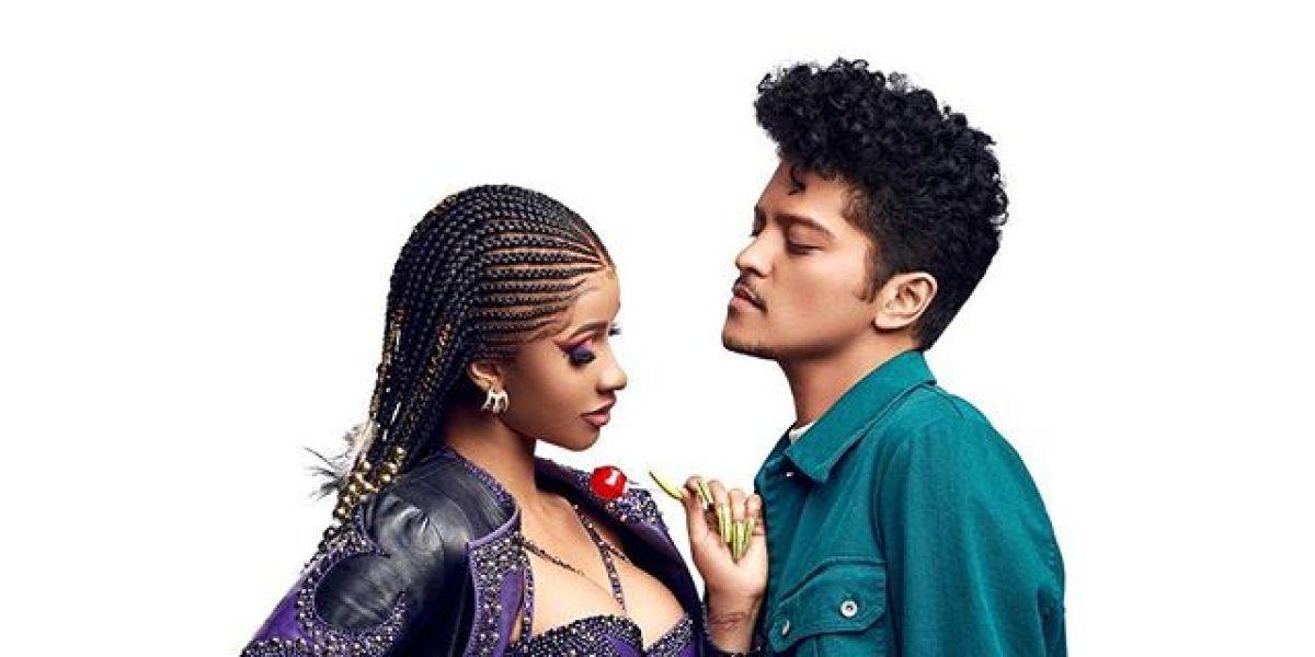 Cardi B y Bruno Mars