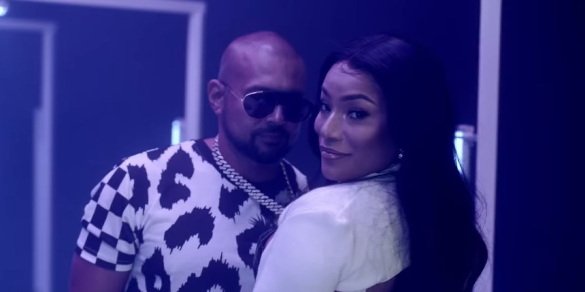 Sean Paul y Stefflon Don