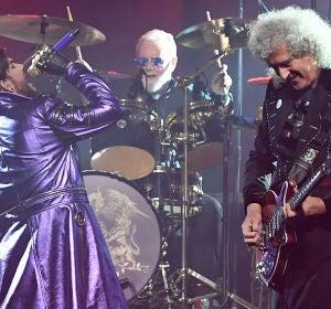 'Queen' en unos de sus últimos conciertos