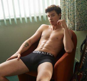 Shawn Mendes para Calvin Klein