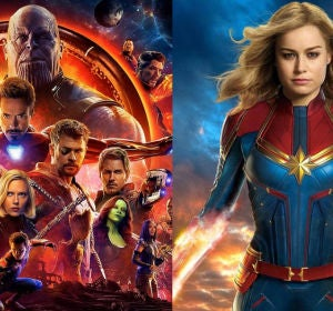 Los Vengadores y Capitana Marvel, a punto de unirse