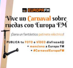 Vive el carnaval en Europa FM