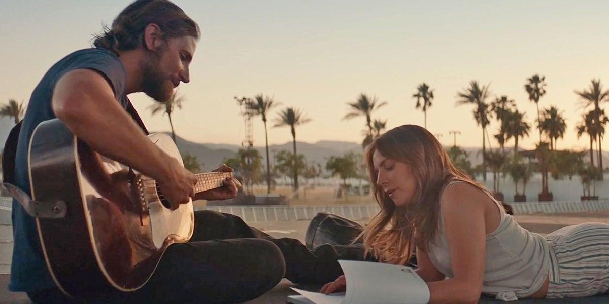 Bradley Cooper y Lady Gaga en una escena inédita de 'A Star Is Born'