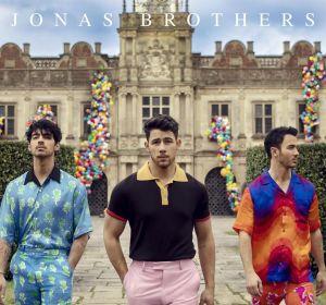 Portada de Sucker, la nueva canción de Jonas Brothers