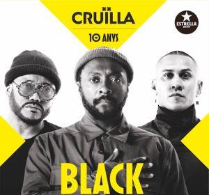 Black Eyed Peas actuará en el Cruïlla 2019