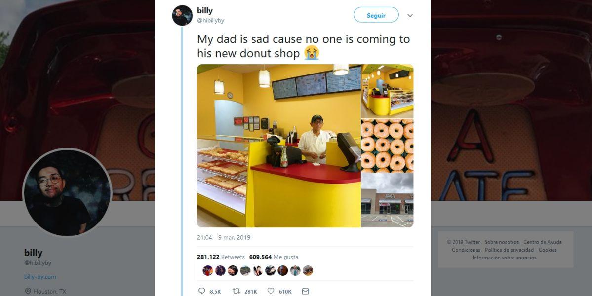 Tienda de Donuts