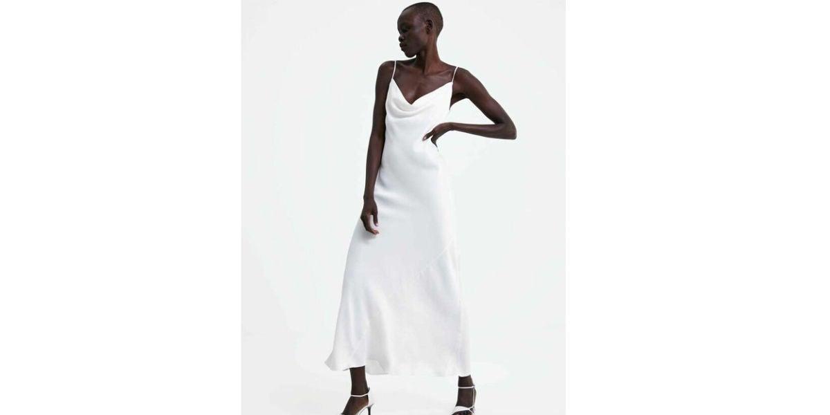 El vestido de novia de Zara que se ha agotado