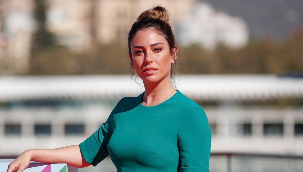 Blanca Suárez en el Festival de Málaga 2019