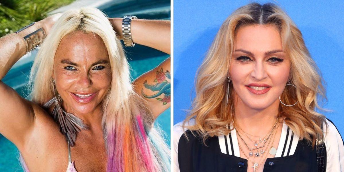 Leticia Sabater se opera para parecerse a Madonna