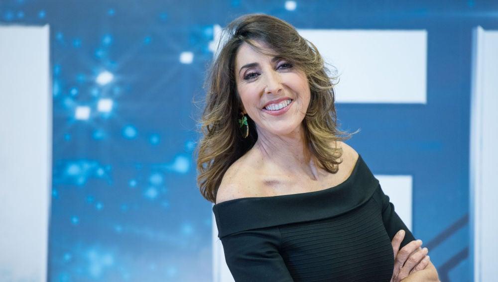 La humorista y presentadora Paz Padilla