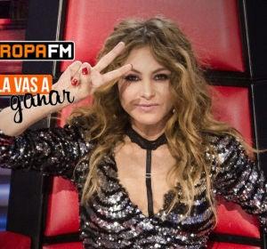 Paulina Rubio en Te La Vas A Ganar