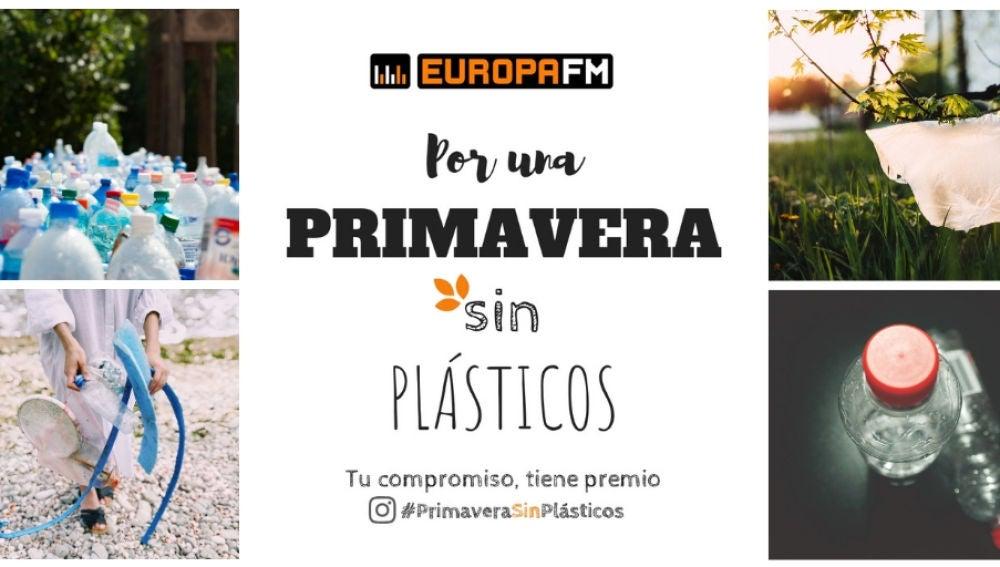 Primavera Sin Plásticos en Europa FM