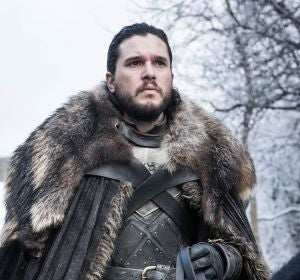 Jon Snow en la última temporada de 'Juego de Tronos'