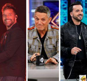 Juanes, Ricky Martin, Alejandro Sanz, Luis Fonsi y Sebastian Yatra se apuntan al #Kitipunflow