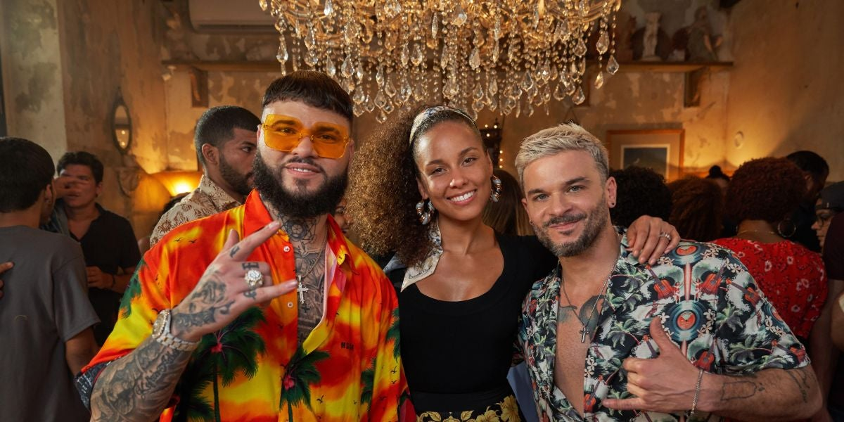 Farruko, Alicia Keys y Pedro Capó se unen en el remix bilingüe de 'Calma'