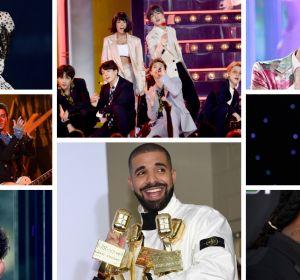 Revive todas las actuaciones de los Premios Billboard 2019