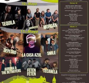Tequila, DePedro, La Casa Azul y muchos más en la edición de primavera del Festival Estaciones Sonoras
