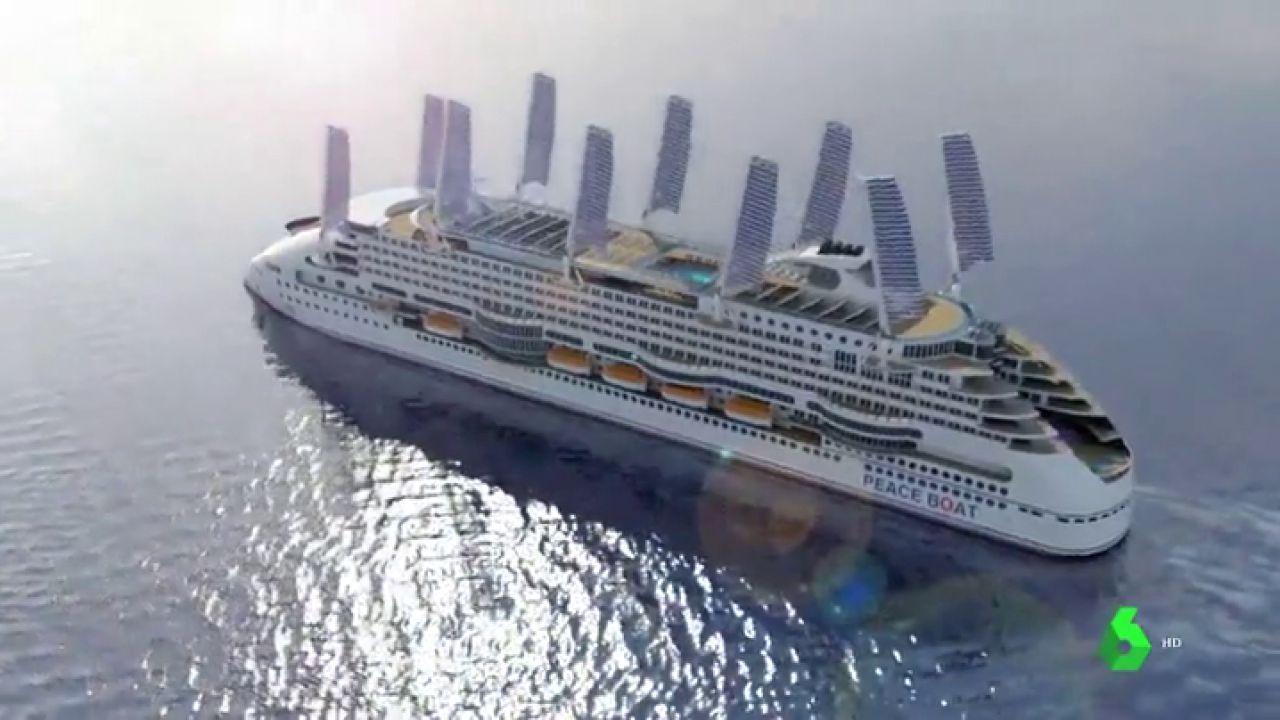 Así Es El Crucero Menos Contaminante Del Mundo, ¡diseñado