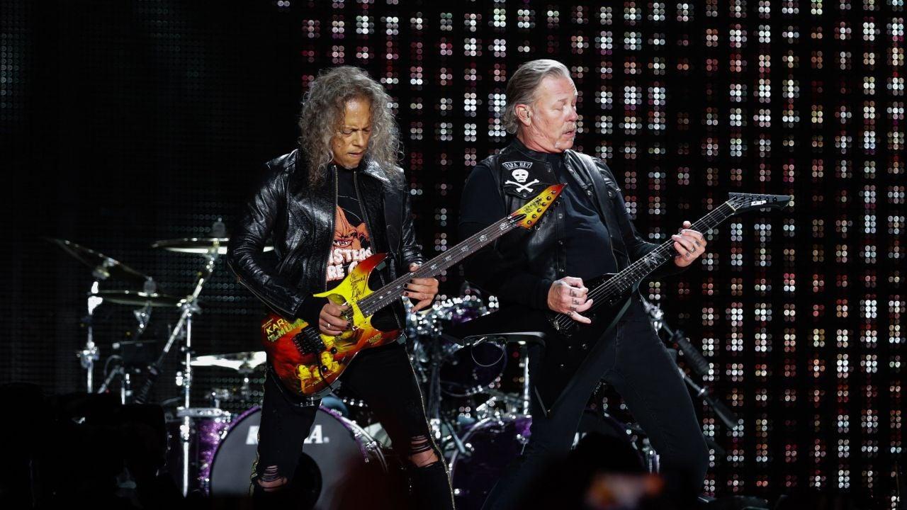 Metallica Dona 118.000 Euros Para Personas Sin Hogar En