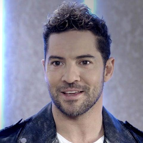 """El Díario de La Voz Senior Antena 3 2019 - David Bisbal: """"Los consejos nos los van a dar ellos a nosotros"""""""