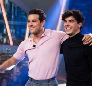 Mario y Óscar Casas en 'El Hormiguero 3.0'
