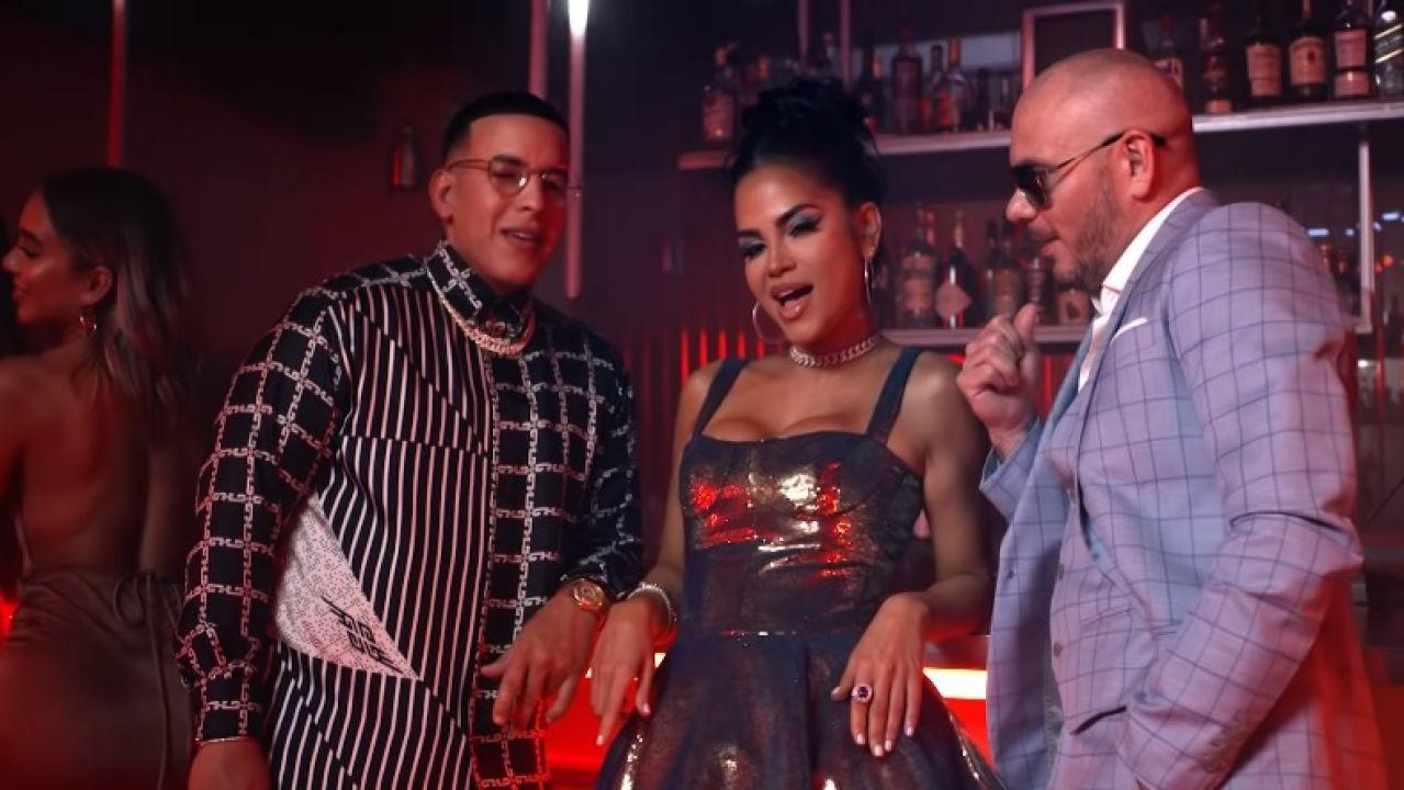 Pitbull, Daddy Yankee Y Natti Natasha No Quieren Que Los