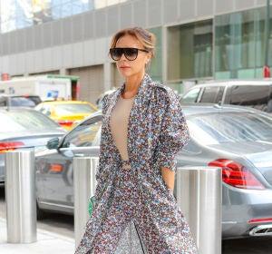 Victoria Beckham ha vuelto al rubio