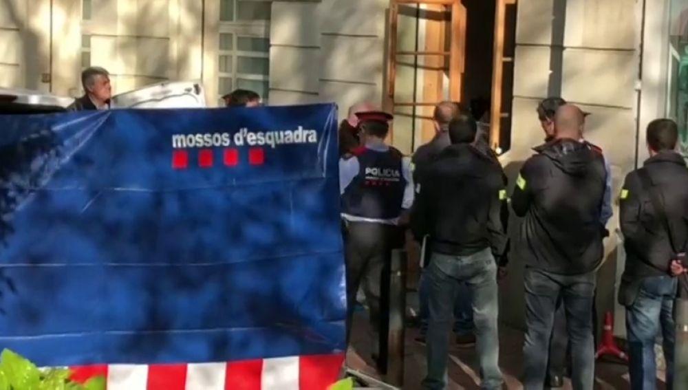 Una menor de 17 años, degollada en un bar de Barcelona