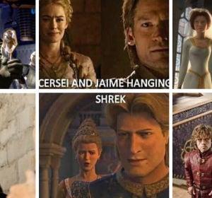 ¿Juego de Tronos o Shrek?