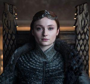 Sansa Stark en el final de 'Juego de Tronos'