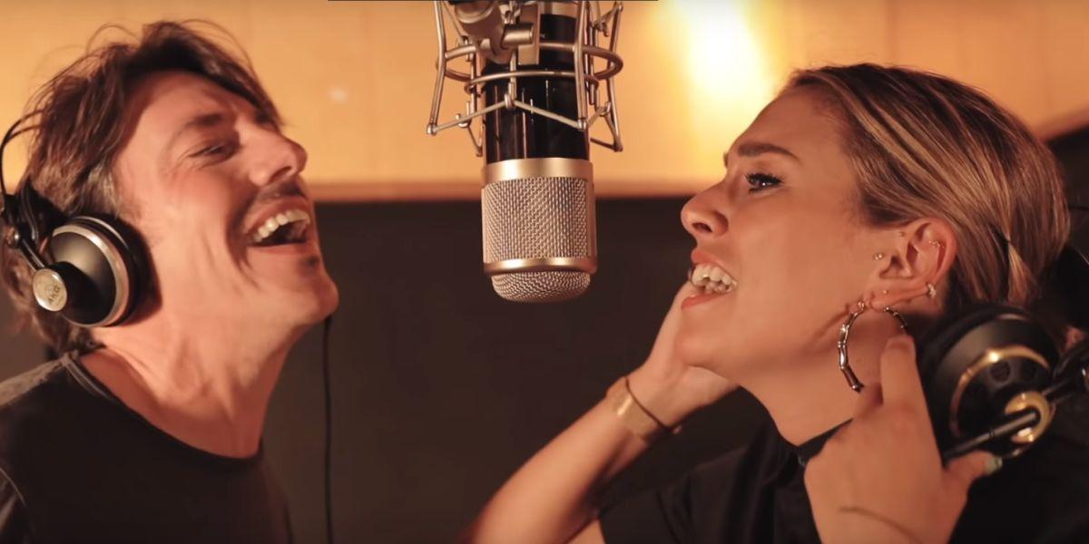 Álvaro Tessa y Blanca Suárez presentan 'Luna Llena'
