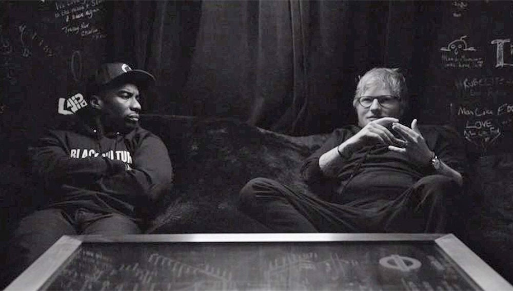 Chance The Rapper y Ed Sheeran estrenan 'Cross Me'