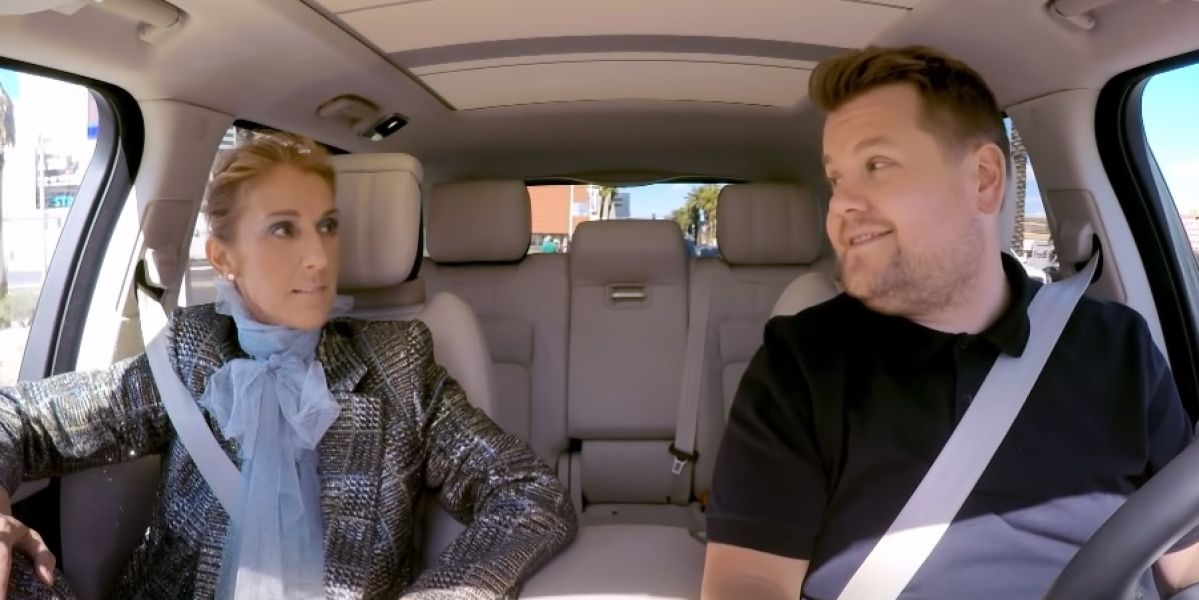 Céline Dion en el Carpool Karaoke