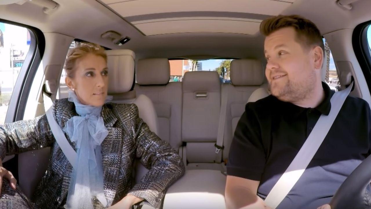 Céline Dion Canta 'Baby Shark' Y Recrea La Mítica Escena