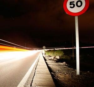 Velocidad máxima en Google Maps
