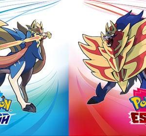 Pokémon Espada y Pokémon Escudo,  todas los detalles de su lanzamiento