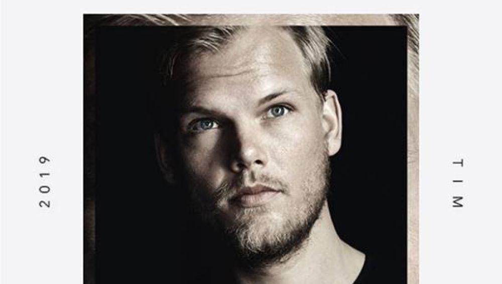 Portada de 'TIM', el álbum póstumo de Avicii