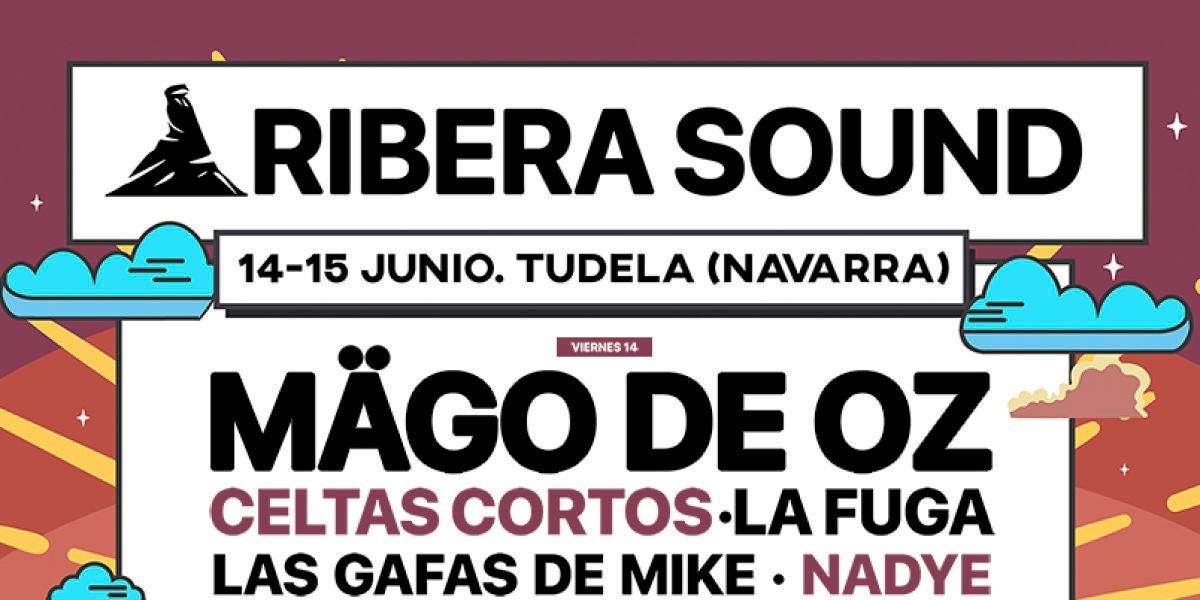 Cartel del Festival Ribera Sound