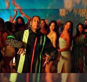 Tyga y J Balvin estrenan 'Haute', junto a Chris Brown