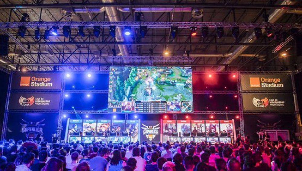 Gamergy, el mayor torneo de videojuegos, aterriza en Madrid este fin de semana
