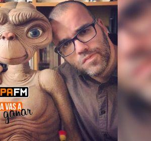 Borja Terán en 'Te La Vas A Ganar Celebrities'