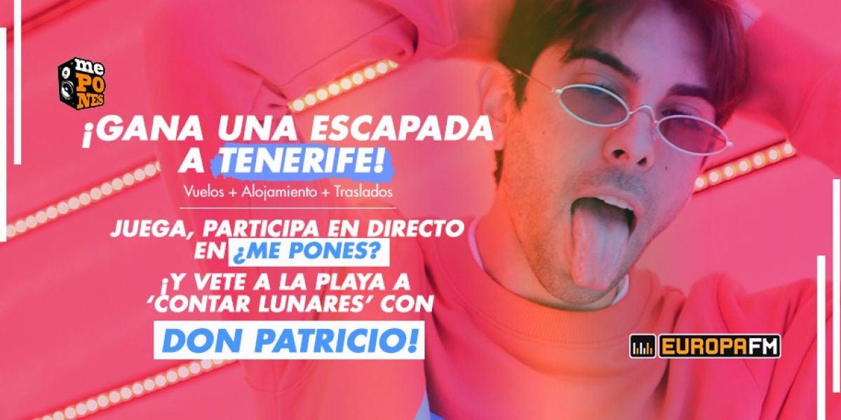 Concurso con Don Patricio - Vete a Tenerife