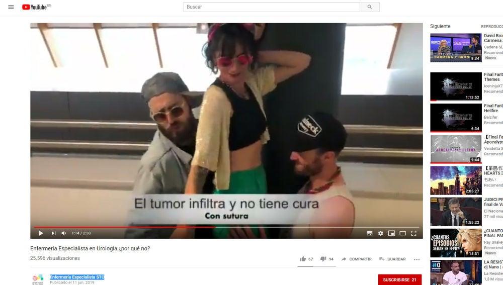 'Con sutura', la parodia de 'Con altura' de Rosalía