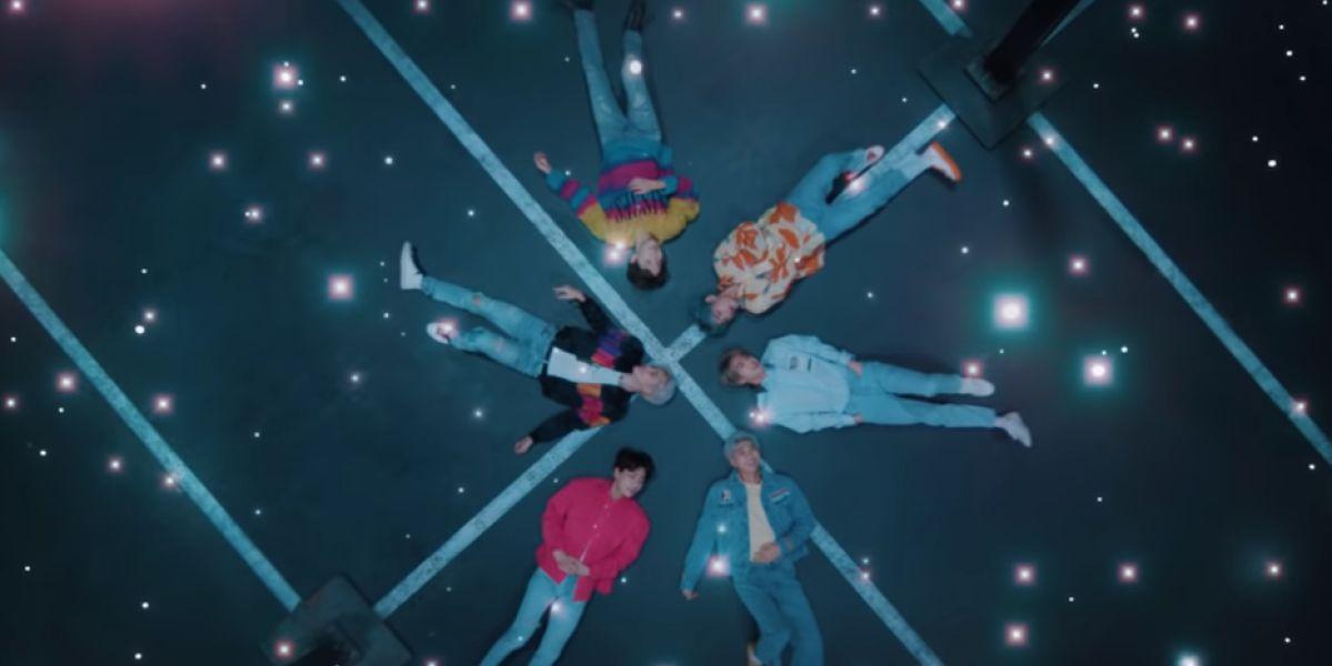 BTS en el teaser de 'Lights'