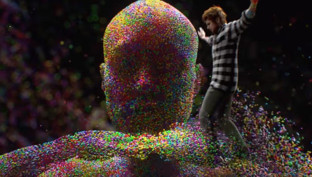 El futurista videoclip de 'Cross Me' de Ed Sheeran