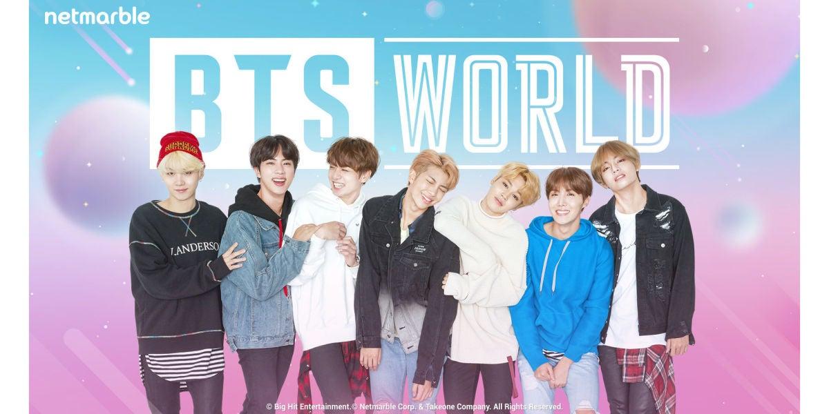 BTS World, el juego de moda de la Army